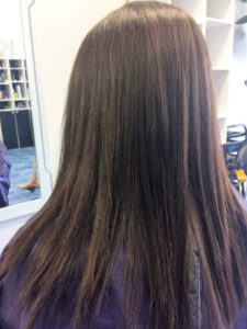 hair Keratin treatment richmonhill salon