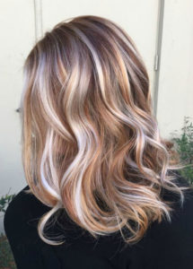 balayage highlight richmondhill