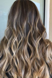 balayage highlights good hair salon reviews