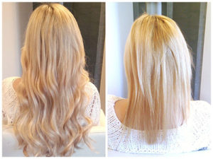 beauty hair extension salon