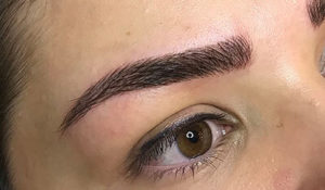 ecstatic richmod salon microblading