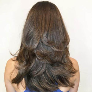 layered hairstyles salon richmondhill