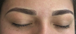 After Photo microblading richmonhill Promotion