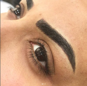 microblading richmond hair salon ecstatic