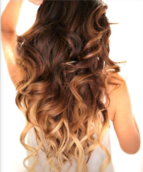 ombre hair colour richmondhill