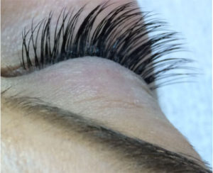 Richmond esthetic salon Eyelash extension