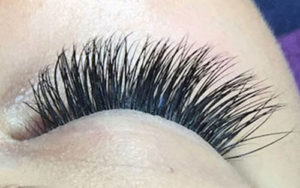 Richmond esthetic salon Eyelash extension promotion