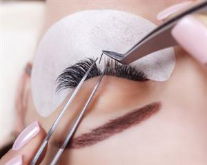 Richmond hair salon Eyelash extension