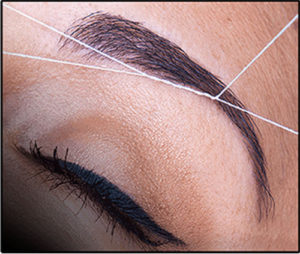 best eyebrow threading