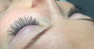 lash extension Richmond salon
