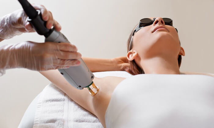 laser treatment hair removal promotion richmond hill